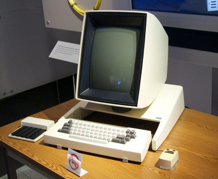 Xerox Alto / quem inventou o mouse