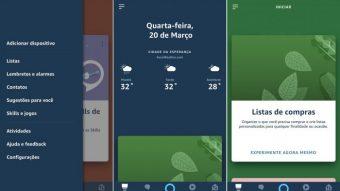 Amazon libera Alexa em português do Brasil para usuários selecionados