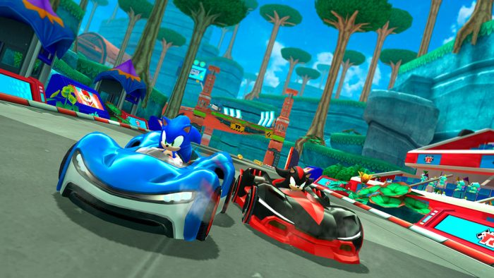 Sonic Racing, da SEGA