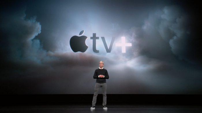 Apple TV+ - Tim Cook