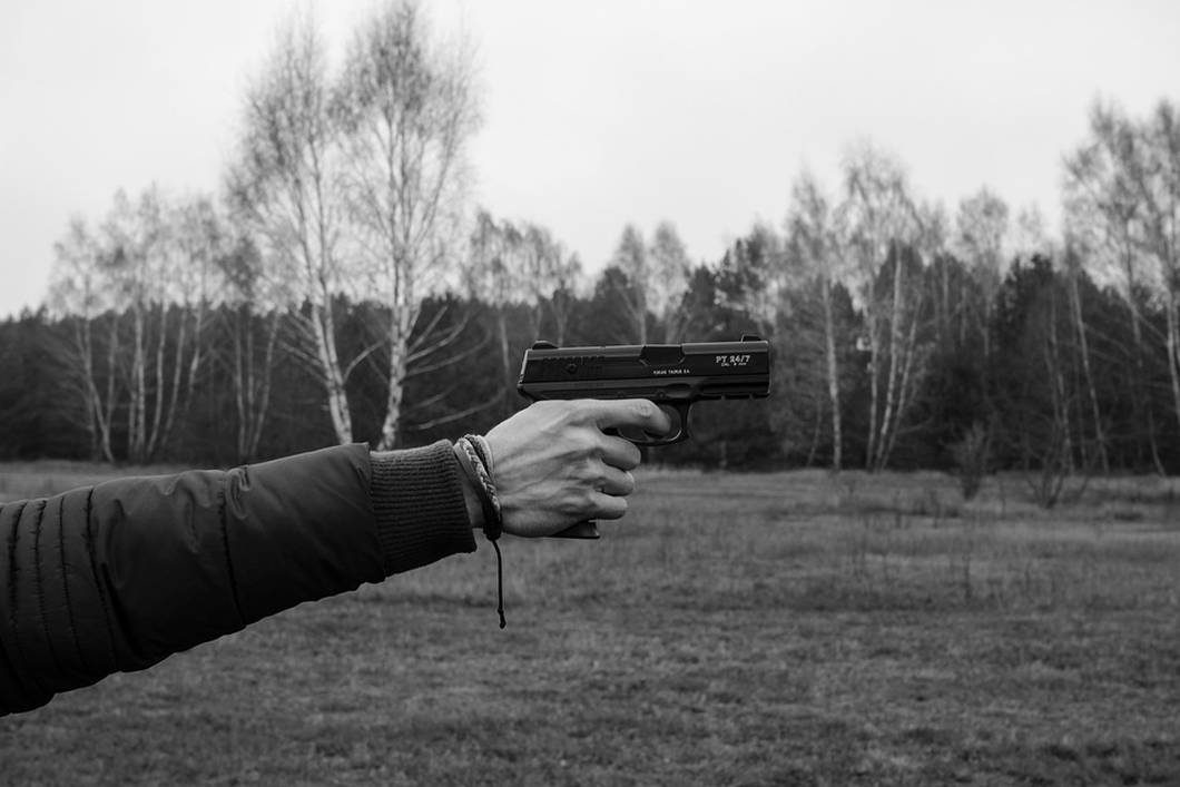 Arma - violência (imagem: Pixabay)