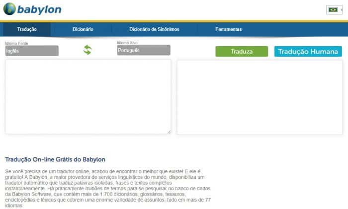 Babylon / tradutor
