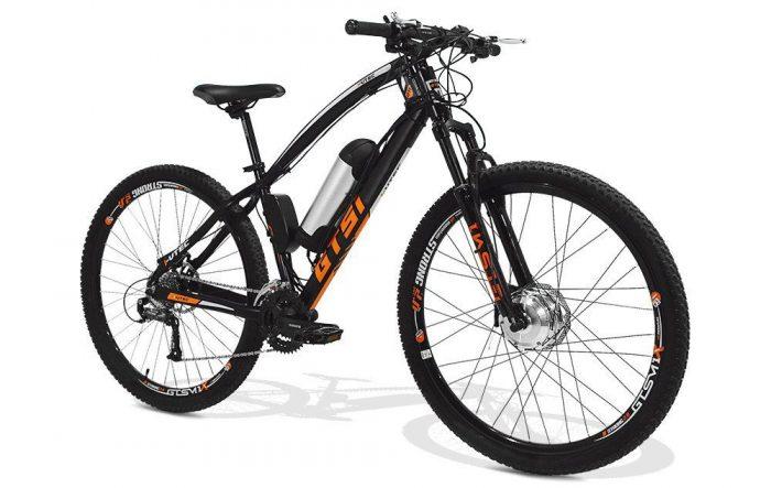GTSM1 / pedelec / bicicleta elétrica