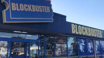 A penúltima Blockbuster do mundo vai fechar as portas
