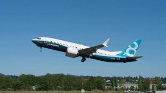 Boeing diz que atualização de software dos aviões 737 Max está pronta