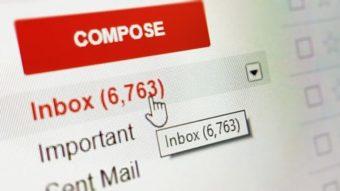 Como liberar espaço no Gmail