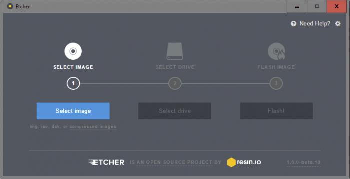 Etcher / Como colocar jogos no Raspberry Pi recalbox
