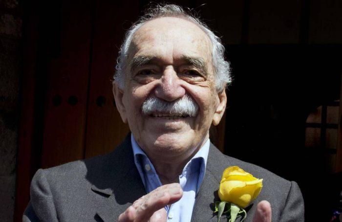 Gabriel García Márquez (foto: Yuri Cortez/Telam)