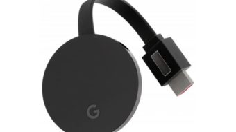 Novo Chromecast Ultra pode ter Android TV e controle remoto
