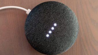 Google Home expande suporte a comandos de voz em português
