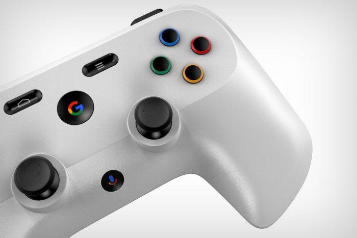 Google tiene una patente de control que puede ser utilizada en Project Stream 3