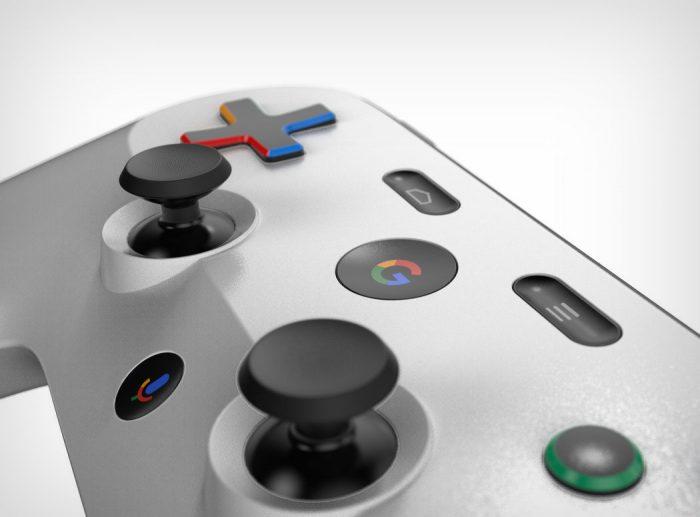 Google tiene una patente de control que puede ser utilizada en Project Stream 2
