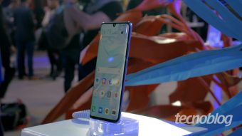 Huawei P30 Pro: uma olhada no celular de retorno da marca ao Brasil