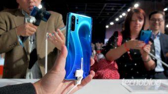 Huawei P30 Pro desafia Night Sight do Google Pixel 3 em fotos com pouca luz