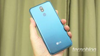 LG K12+ chega ao Brasil como intermediário com certificação militar