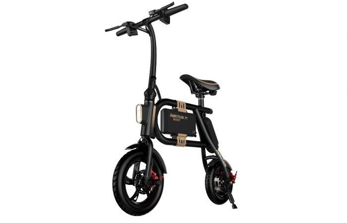 Inmotion P1F / bicicleta elétrica