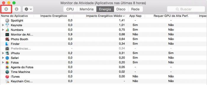 Apple / Monitor de Atividade