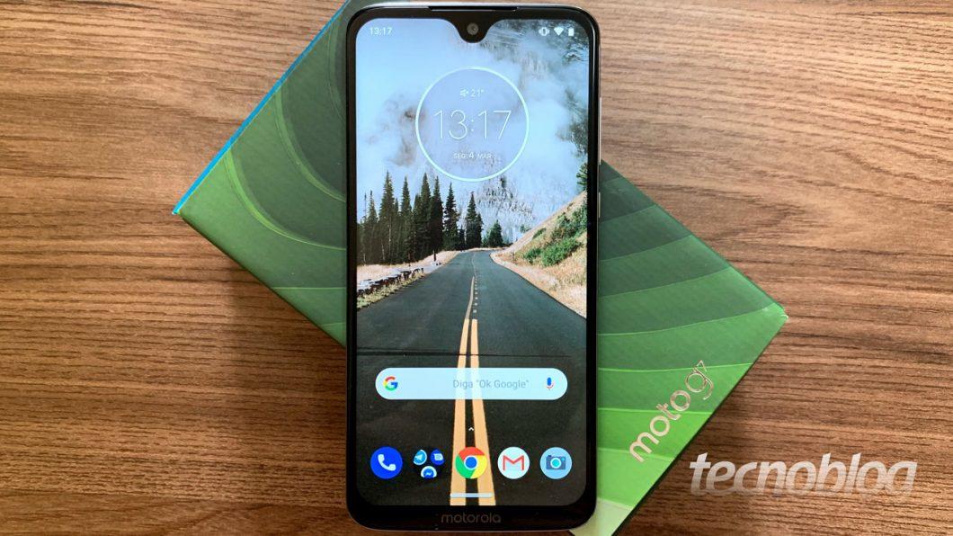 a6f3e02556 Review Moto G7: o notch chegou ao smartphone mais famoso da Motorola ...