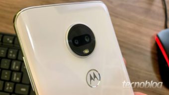 Motorola atualiza Moto G7 para Android 10 no Brasil