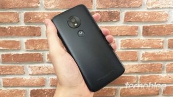 Motorola atualiza Moto G7 Play para Android 10 no Brasil