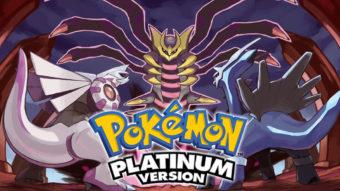 Códigos e cheats de Pokémon Platinum