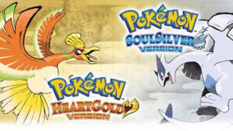 Códigos e cheats de Pokémon Soul Silver e Heart Gold