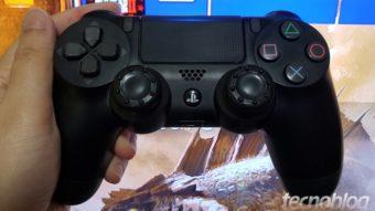 Como desligar o controle do PS4 para economizar energia