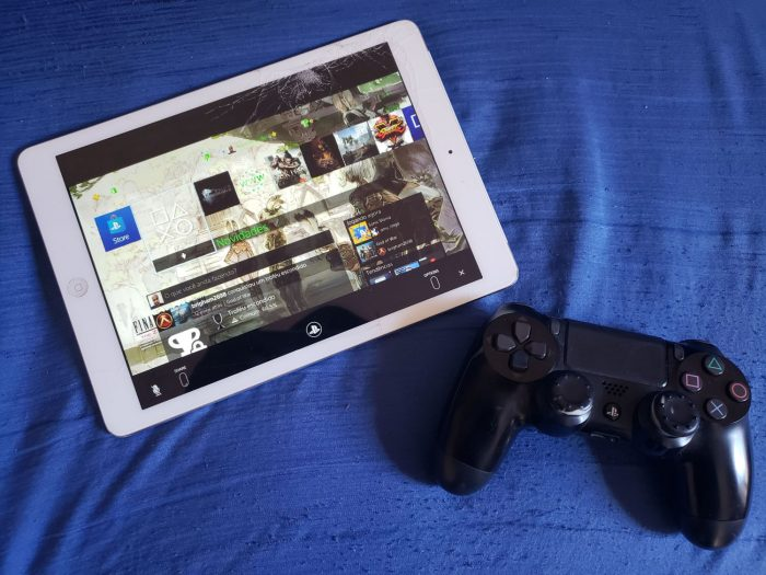 PS4 Remote Play no iPad