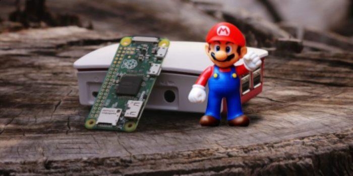 Raspberry Pi, Pi Zero e Mario / o que fazer com raspberry pi