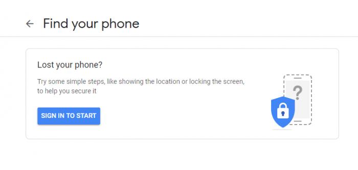 achar celular google