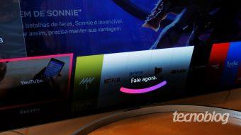 TV OLED LG B8: uma ultrafina com preto perfeito