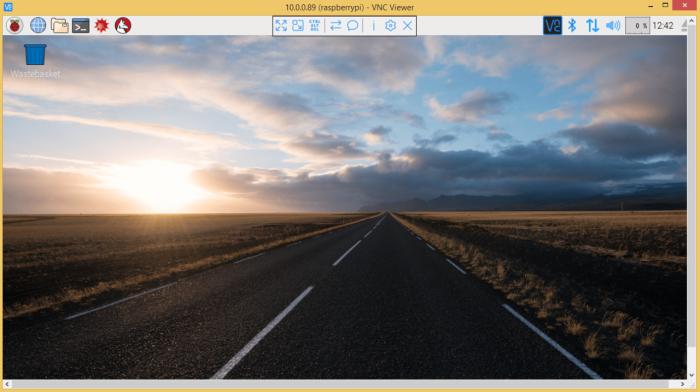 VNC Viewer / Como acessar o Raspberry Pi remotamente
