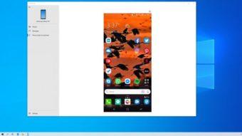 Como espelhar a tela de um celular no PC [Windows 10]