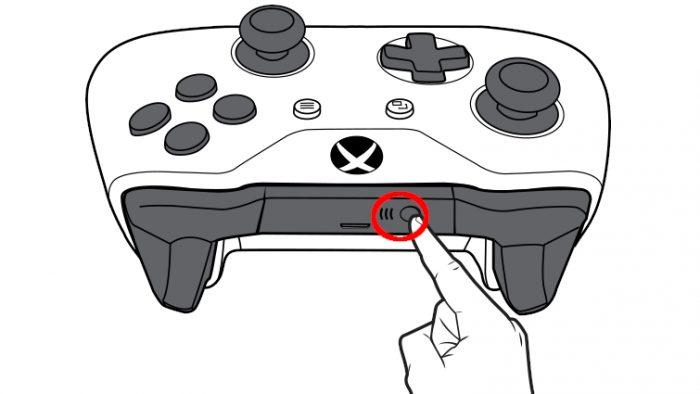 Controle do Xbox One / como sincronizar controle xbox one