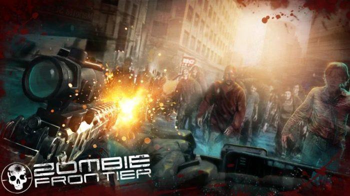 Zombie Frontier / jogos que ocupam pouco espaço
