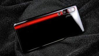 Lenovo Z6 Pro traz até 12 GB de RAM e cinco câmeras na traseira