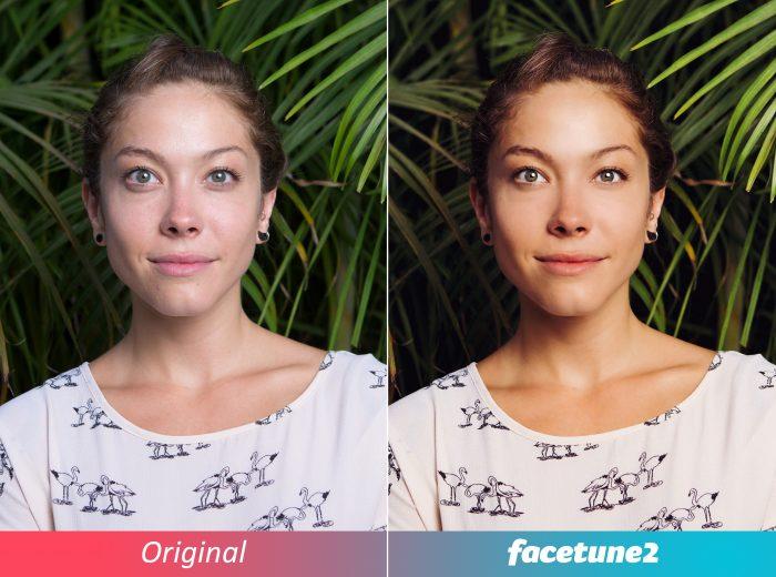 Facetune - Model #5