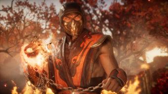 Mortal Kombat 11 - A ação retorna no jogo mais sanguinário da série