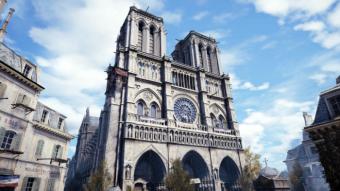 Como Assassin's Creed Unity pode ajudar a reconstruir a catedral de Notre-Dame
