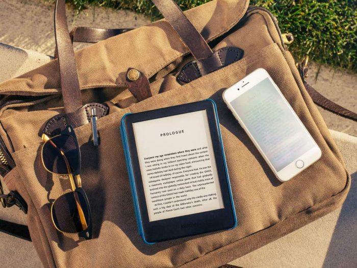 Amazon Kindle básico (10ª geração)