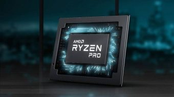 AMD revela segunda geração de chips Ryzen Pro para notebooks