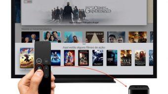 Como usar o Siri Remote na Apple TV