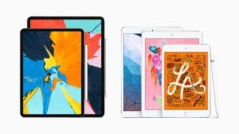 Vai comprar um iPad? Entenda detalhes da linha [original, Air, mini, Pro]