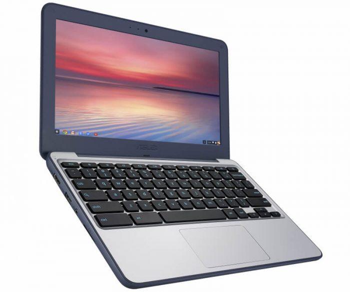 ASUS Chromebook C202SA / o que é chromebook