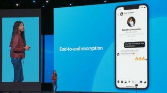 Facebook Messenger pode levar anos para ter criptografia por padrão