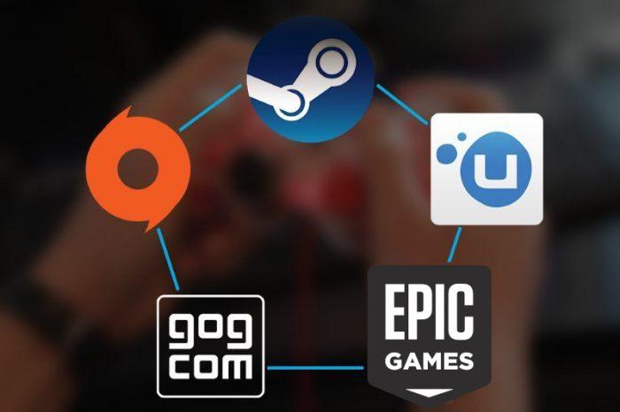 Launchers de lojas digitais de games / pc gamer