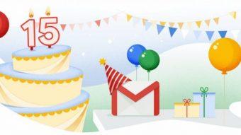 Gmail faz 15 anos ganhando agendamento de e-mail e Smart Compose melhorado
