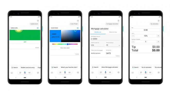 Google Assistente para Android ganha recursos como nível e calculadora de empréstimo