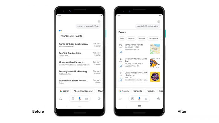 Google Assistente para Android ganha mais respostas visuais (e anúncios)