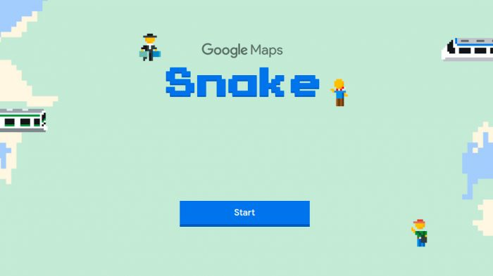 Google Maps libera jogo da cobrinha no Android e no iOS para marcar 1º de abril
